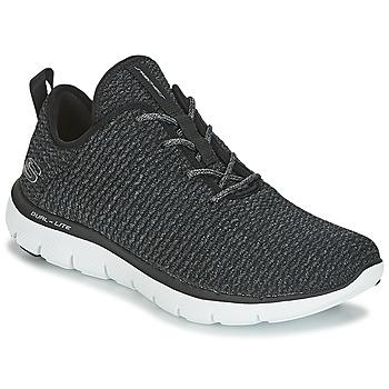 Schoenen Dames Lage sneakers Skechers FLEX APPEAL 2.0 Zwart
