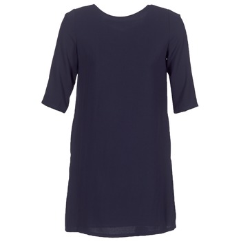 Textiel Dames Korte jurken See U Soon 8121053 Marine