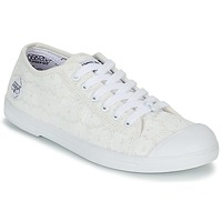 Schoenen Dames Lage sneakers Le Temps des Cerises BASIC 02 Wit