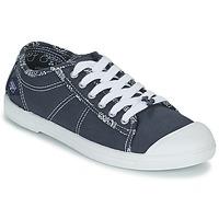 Schoenen Dames Lage sneakers Le Temps des Cerises BASIC 02 Blauw