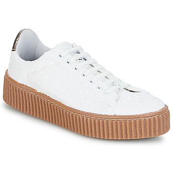 Schoenen Dames Lage sneakers Le Temps des Cerises TALYS Wit