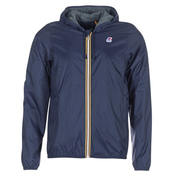 Textiel Heren Wind jackets K-Way JACQUES JERSEY Marine