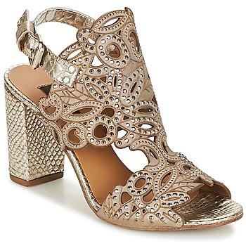 Schoenen Dames Sandalen / Open schoenen Mimmu 567J1A Goud