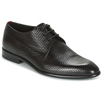 Schoenen Heren Derby HUGO-Hugo Boss DRESS APPEAL DERBIE Zwart
