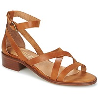 Schoenen Dames Sandalen / Open schoenen Casual Attitude COUTIL Brown