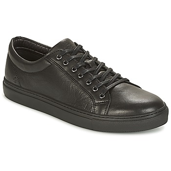 Schoenen Heren Lage sneakers Casual Attitude IZOBA Zwart