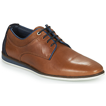 Schoenen Heren Derby Casual Attitude ILESO Brown