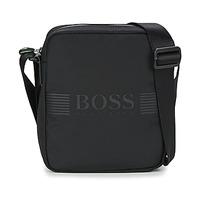 Tassen Heren Tasjes / Handtasjes Hugo Boss Green PIXEL NS ZIP Zwart
