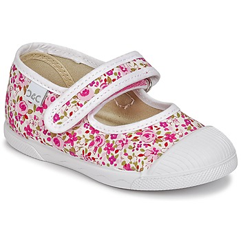 Schoenen Meisjes Lage sneakers Citrouille et Compagnie APSUT Roze
