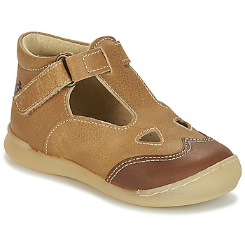 Schoenen Jongens Sandalen / Open schoenen Citrouille et Compagnie IARTIALAN Brown