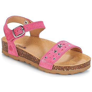 Schoenen Meisjes Sandalen / Open schoenen Citrouille et Compagnie IHITO Roze