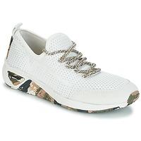 Schoenen Dames Lage sneakers Diesel S-BKY Wit