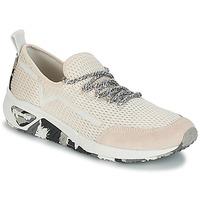 Schoenen Dames Lage sneakers Diesel S-KBY Roze / Pale