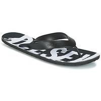 Schoenen Heren Slippers Diesel SPLISH Zwart