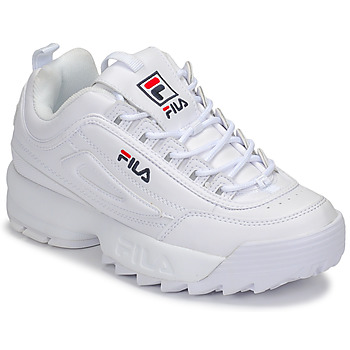 Schoenen Dames Lage sneakers Fila DISRUPTOR LOW WMN Wit
