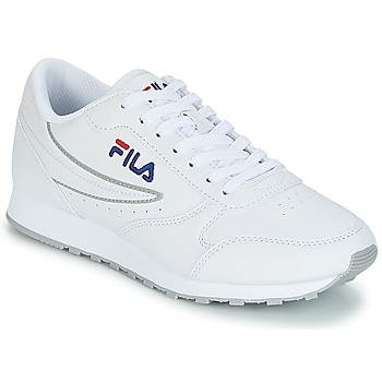 Schoenen Dames Lage sneakers Fila ORBIT LOW WMN Wit