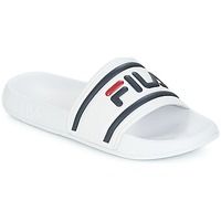 Schoenen Dames Slippers Fila MORRO BAY SLIPPER WMN Wit