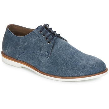 Schoenen Heren Derby Frank Wright YOUNG Marine