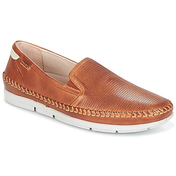 Schoenen Heren Mocassins Pikolinos ALTET M4K Brown