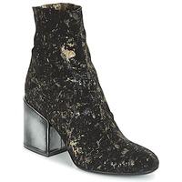 Schoenen Dames Enkellaarzen Now LUNA Zwart