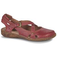 Schoenen Dames Sandalen / Open schoenen Josef Seibel ROSALIE 13 Rood