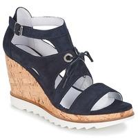Schoenen Dames Sandalen / Open schoenen Regard RYACAS Blauw