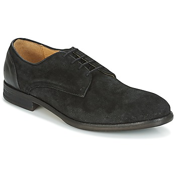 Schoenen Heren Derby Hudson DREKER Zwart
