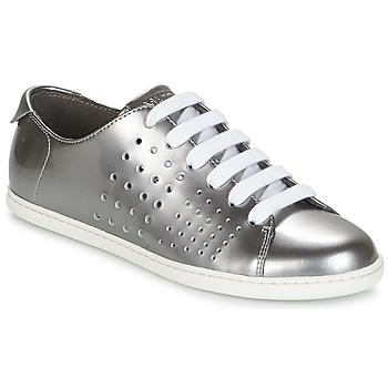 Schoenen Dames Lage sneakers Camper TWS Zilver