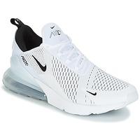 Schoenen Heren Lage sneakers Nike AIR MAX 270 Wit / Zwart