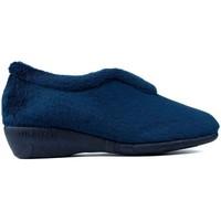 Schoenen Dames Sloffen Vulladi VROUWEN ALASKA HUISSCHOENEN BLUE