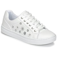 Schoenen Dames Lage sneakers Guess JAMIT Wit