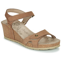 Schoenen Dames Sandalen / Open schoenen Panama Jack JULIA Taupe