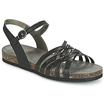 Schoenen Dames Sandalen / Open schoenen Think CLARA Zwart