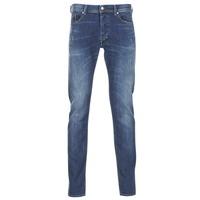 Textiel Heren Skinny jeans Diesel TEPPHAR Blauw / 0688a