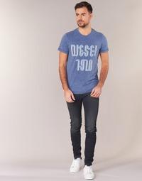 Textiel Heren Skinny Jeans Diesel SLEENKER Blauw / 0842q