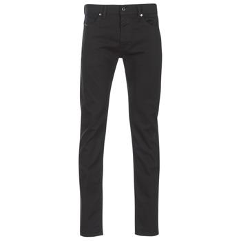 Textiel Heren Skinny jeans Diesel THOMMER Zwart / 0688h