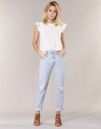 Textiel Dames Straight jeans Diesel NEEKHOL Blauw / 84pl