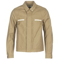 Textiel Heren Wind jackets Scotch & Soda BROLAN Beige
