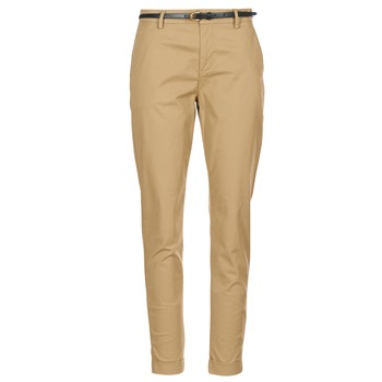 Textiel Dames Chino's Scotch & Soda BEIBEO Beige