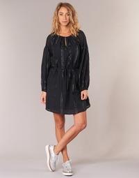 Textiel Dames Korte jurken Scotch & Soda DRAGUO Zwart