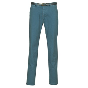 Textiel Heren Chino's Scotch & Soda STUART Blauw