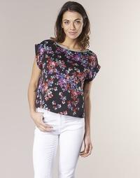 Textiel Dames Tops / Blousjes Emporio Armani MORI Multikleuren