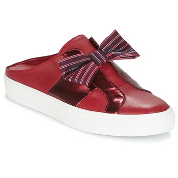 Schoenen Dames Leren slippers Katy Perry THE AMBER Bordeaux