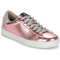 Schoenen Dames Lage sneakers Victoria DEPORTIVO METALIZADO Roze
