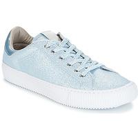 Schoenen Dames Lage sneakers Victoria DEPORTIVO LUREX Blauw
