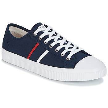 Schoenen Heren Lage sneakers Jim Rickey TROPHY Marine / Rood / Wit
