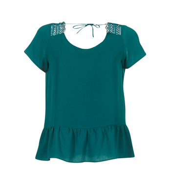 Textiel Dames Tops / Blousjes Betty London INOTTE Groen
