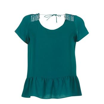 Textiel Dames Tops / Blousjes Betty London INOTTE Groen