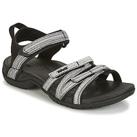 Schoenen Dames Sandalen / Open schoenen Teva TIRRA Zwart / Wit