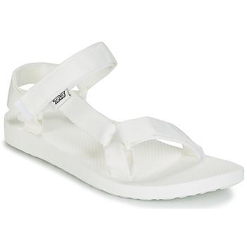 Schoenen Dames Sandalen / Open schoenen Teva ORIGINAL UNIVERSAL Wit